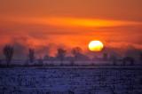 LEVER À -27°c. BALCON AVANT 25 Dec 2010