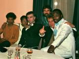 Ducarmel Cyrius Champion du Monde de Kick-Boxing Le groupe MADAME remporte un Félix au Gala de l'ADISQ / 1986.