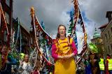 Carnival In Aalborg - Karneval i Aalborg 2006 - Children´s Carnival, May 25. 2006