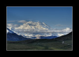 Mt. McKinley from Polychrome Pass