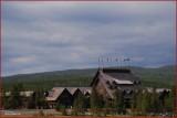 3-Old Faithful Inn at Yellowstone National Park