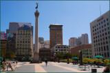 San Francisco Union Square.