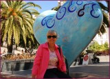 San Francisco  Union SquareHearts  /  Paulette