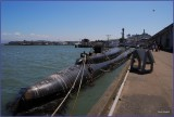 Firshermans Wharf  / USS Pamponito   /  Submarine