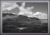 Yellowstone in Monochrome