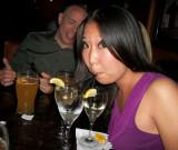 Emily & Wine Spritzer