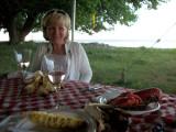 Mom's lobster