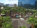The Hard Rock Hotel in Vegas
