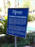 The Rehab pool party on Sunday