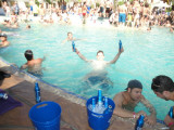 Dok pool celebration