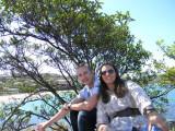 Manda and I in Balmoral