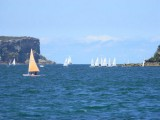 North Head is the name of that