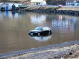 BMW afloat