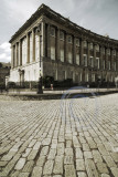 2303-Royal Crescent: kids and a dad