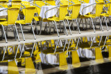 OH106-the yellow chairs of St Mark's Square