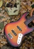 Vintage Icon Fretless Bass VJ96MRJP