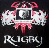 Rugby: Shasta Highlanders vs. University of San Francisco Defenders of the Faith in Chico, CA, Nov. 22, 2008