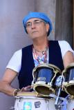 Spark 'n' Cinder, Concert in the Park, City Plaza, Chico, Calif., June 25, 2010