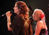 Vikki Simpson-Thorn and Donna Simpson
