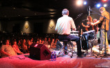 The Waifs and the Big Room crowd