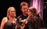 Donna Simpson, Josh Cunningham, Vikki Simpson-Thorn