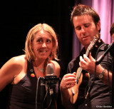 Donna Simpson, Josh Cunningham,