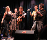 The Waifs, with Vikki Grossman (2nd from left)