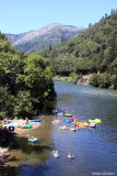 Feather River at Belden Town