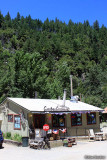 Feather River Canyon supermarket