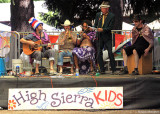 Kids stage band