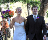 Wedding of Nicole Gecewicz and Jake Davis, Centerville Estates, Butte Creek Canyon, near Chico, Calif., Sept. 4, 2010
