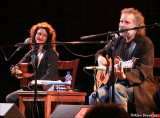 Lucy Kaplansky and John Gorka
