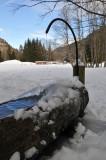 Balade hivernale en montagne / Winter walk in the mountains (Contamines-Montjoie - Savoie - France)