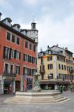 Chambery (73 Savoie - France)