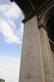 L'Arc de Triomphe et les Champs Elysées