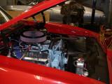 Rebuilt Engine, frame, suspension, transmission back together