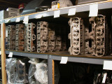 Heads ready for modification