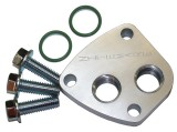 Pro O-Ringed Oil Adapter Block