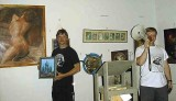Art Walk Auction 2000 - Studio Gallery