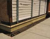 Proper sills for exterior walls