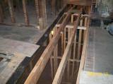 Second Floor Beams