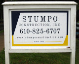 Our new contractor: Stumpo Construction