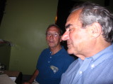 Pete and David