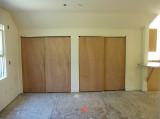 Clothes Closet with sliding doors