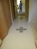back hall floor