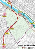 The Cynwyd Trail - in 2008 and 121 years history