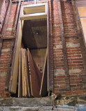 storage room, formerly a lavatory