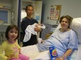 Brandi's new baby Ava Nov 8, 2008
