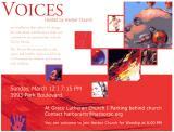 VOICES ART SHOW 12-MAR-2006