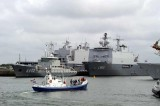 New Hydrographic vessels Royal Dutch Navy - Hr. Ms. Luymes A803 and Hr. Ms. Snellius A802